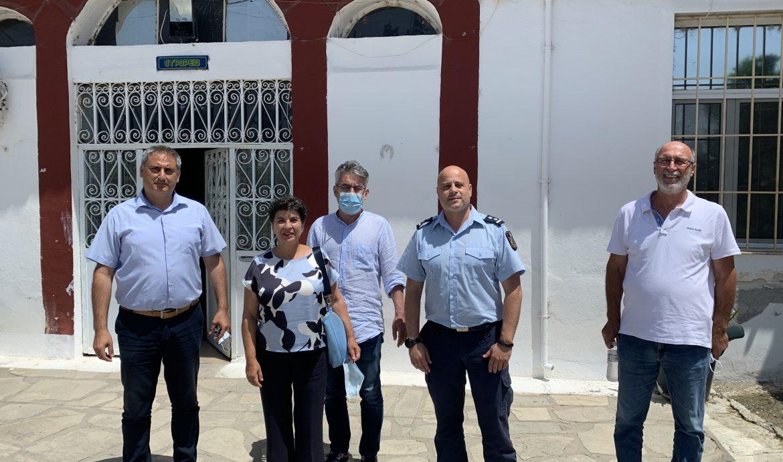 """Θ. Ξανθόπουλος-Κυρ. Μάλαμα: """"Οι αγροτικές φυλακές Κασσάνδρας μπορούν να εξελιχθούν σε σημείο αναφοράς για μία διαφορετική σωφρονιστική πολιτική""""."""