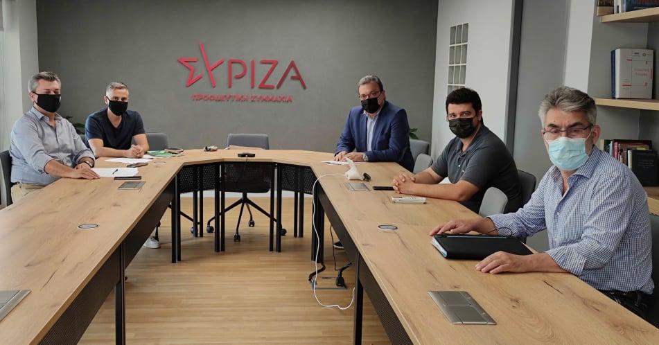 Βουλευτές ΣΥΡΙΖΑ-ΠΣ: Σοβαρά ερωτήματα για το μέλλον και την ολοκλήρωση του Κτηματολογίου