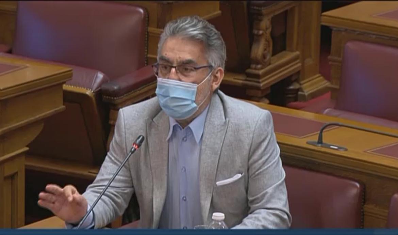 Θ. Ξανθόπουλος: Ποιά μέτρα θα λάβει η κυβέρνηση  για να αντιμετωπισθεί η κατακόρυφη αύξηση του κόστους παραγωγής με τις επιπτώσεις που θα έχει στην αγροτική παραγωγή;-Συνυπογραφή ερώτησης 40 βουλευτών