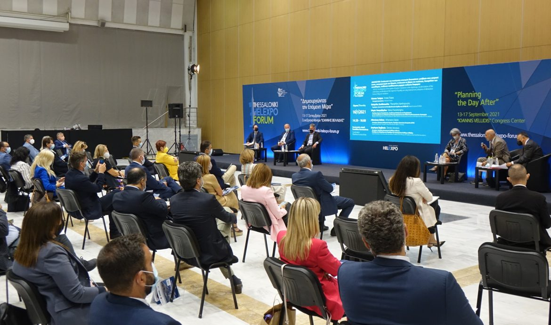 Θ. Ξανθόπουλος: Το βίντεο από την παρέμβαση στο Forum της ΔΕΘ για την αναγκαία επιτάχυνση και τις θεσμικές αλλαγές στη Δικαιοσύνη
