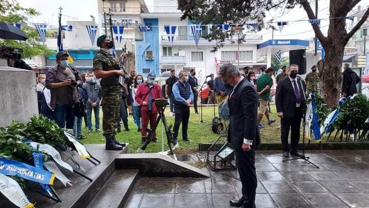Ημέρα μνήμης και απόδοσης τιμής στα θύματα της σφαγής σε Δράμα και Δοξάτο από τα Βουλγαρικά στρατεύματα κατοχής το 1941