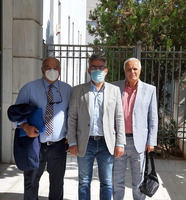 Στο πλευρό της ΔΟΞΑΣ-Λίγο πριν την συζήτηση στο Διοικητικό Εφετείο Αθηνών της αίτησης για συμμετοχή στο πρωτάθλημα της Super League 2